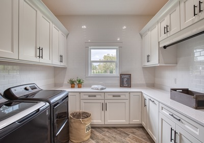 Laundry Rooms to Make You Swoon