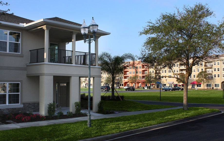Fountains East Luxury Townhomes